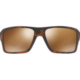 Oakley Double Edge - Gafas ciclismo - marrón